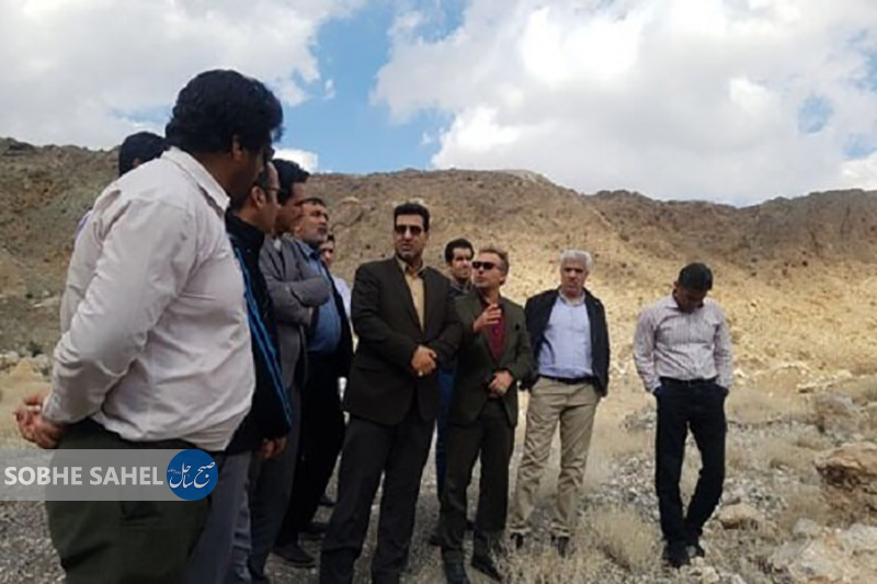 """محور """"سیرجان-حاجی آباد-بندرعباس"""" به طریق الموت تبدیل شده است"""