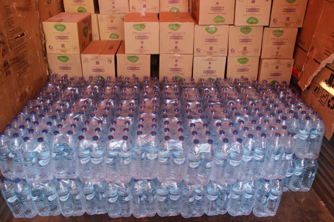 ارسال محموله کمک های بخش خصوصی به مناطق سیل زده شرق استان