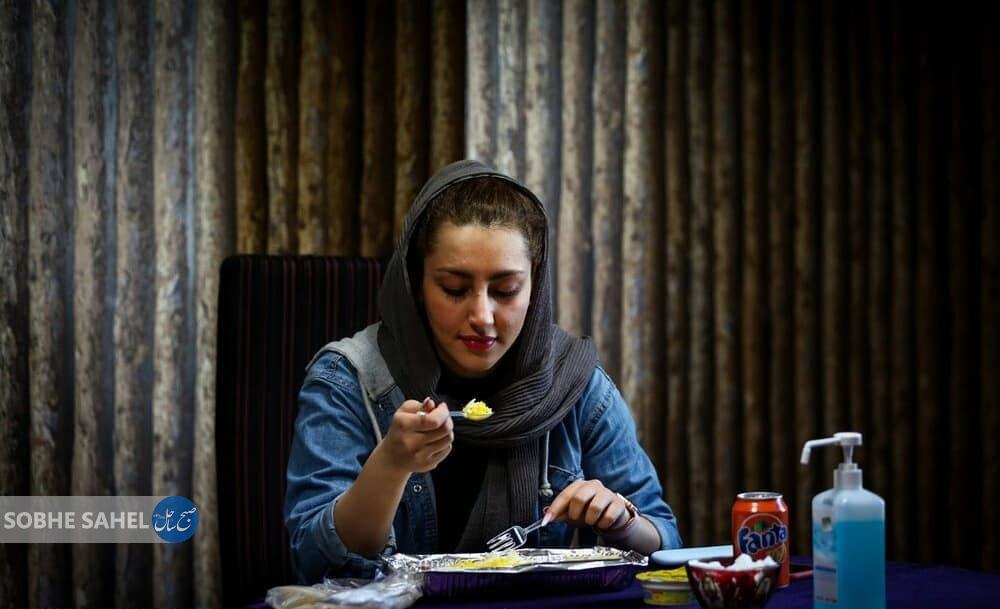 زندگی درقرنطینه دانشجویان ایرانی