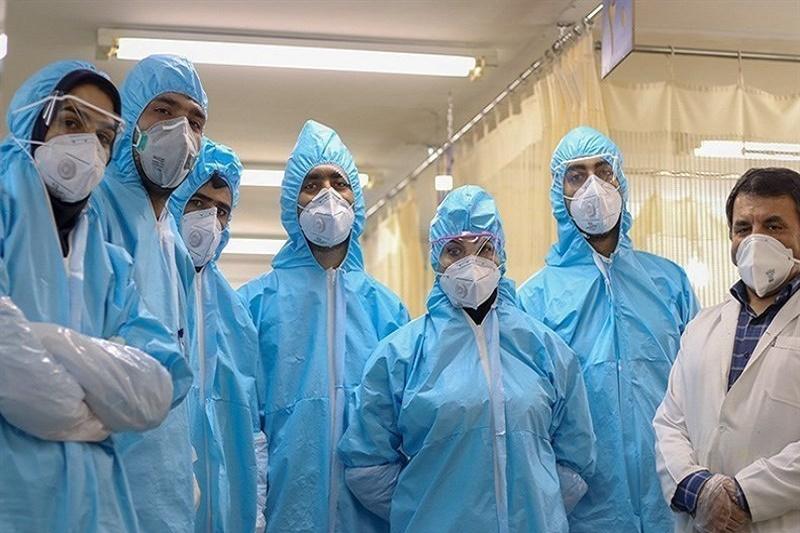 تاکنون 163 نفر از کادر درمان در هرمزگان به کرونا مبتلا شدند