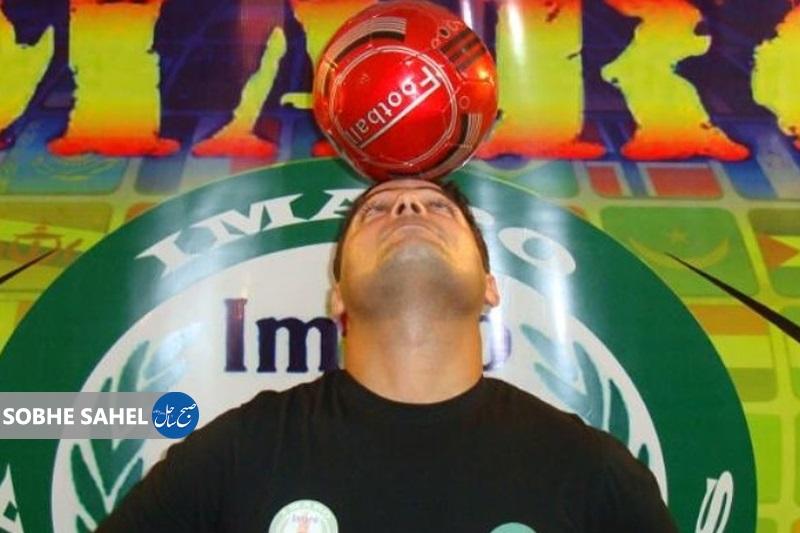ثبت سه رکورد جهانی توسط ورزشکار مینابی