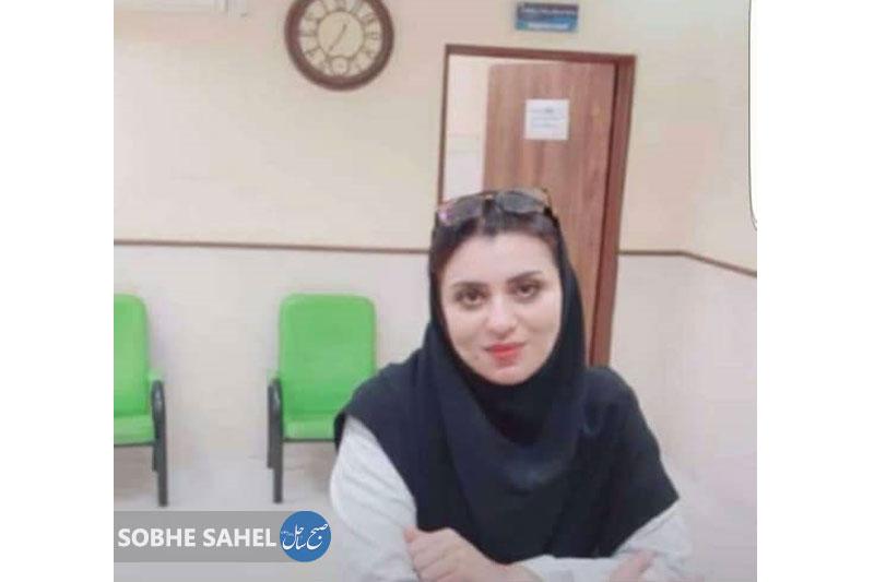 اطلاعات تکمیلی از سومین شهید مدافع سلامت استان هرمزگان