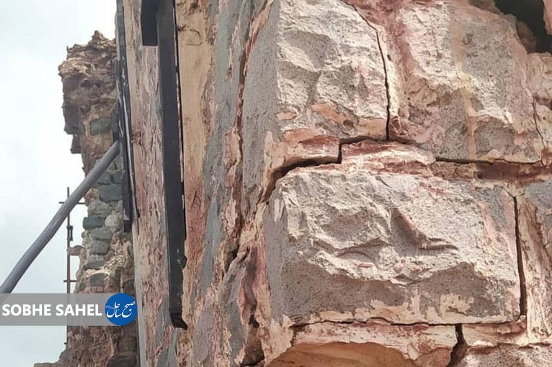 «قلعه پرتغالیها» مستعمره میراث فرهنگی