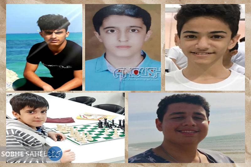 نتایج هفتگی مسابقات آنلاین شطرنج در هرمزگان