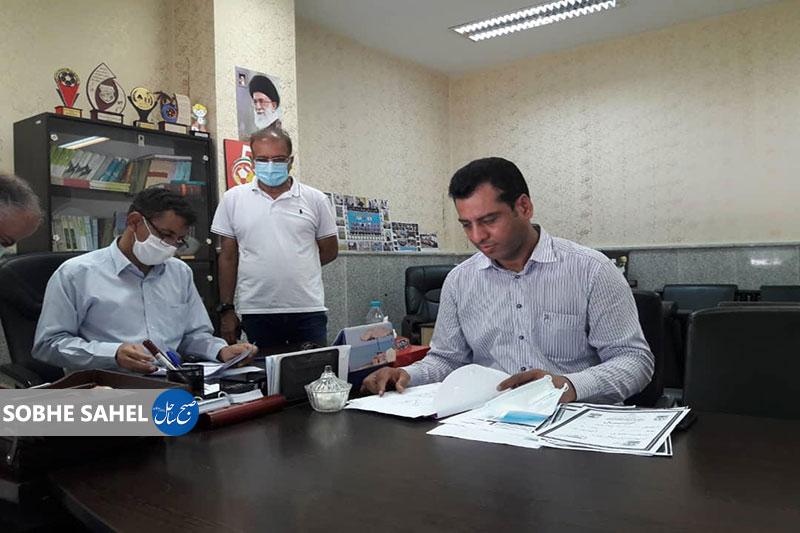 عضو شورای شهر بندرعباس ثبت نام کرد