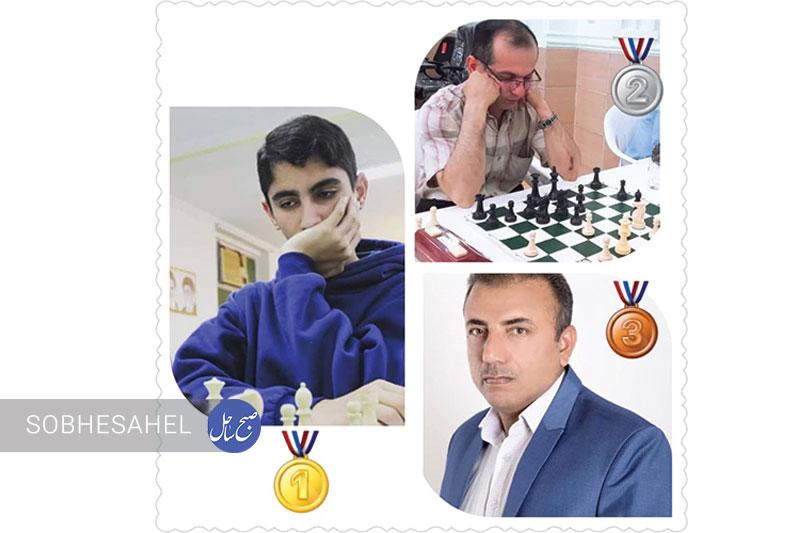 یاسان قربانی عنوان قهرمانی را کسب کرد
