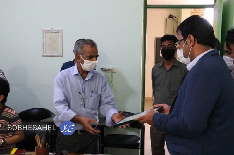 سفر یک روزه مدیرکل فرهنگ و و ارشاد اسلامی استان هرمزگان به حاجی آباد