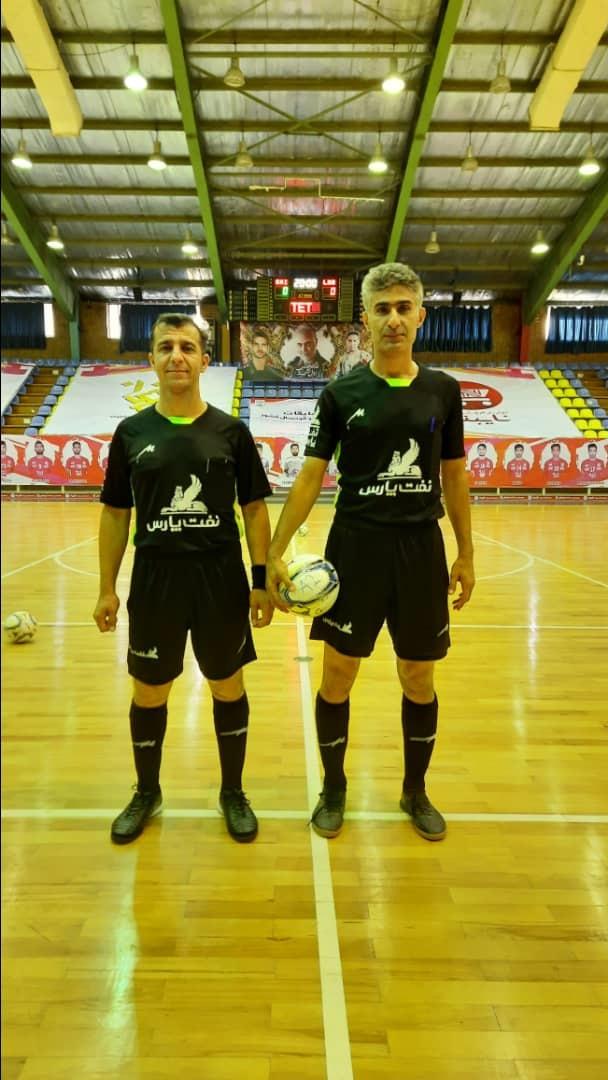 لیگ دسته دوم فوتسال باشگاه های کشور