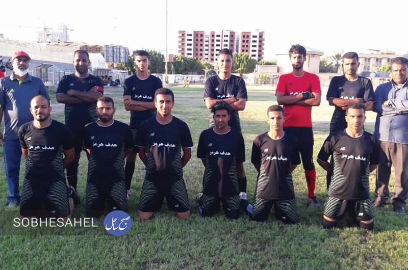 لیگ زیر گروه فوتبال دسته دوم هرمزگان آغاز شد