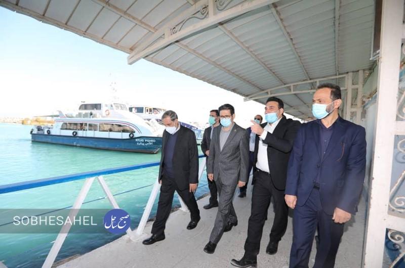 هرمزگان نقش موثری در توسعه اقتصاد دریا محور کشور دارد