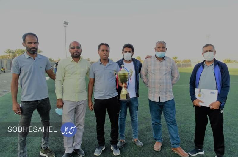 «وحدت جمال احمد» جشن قهرمانی بر پا کرد
