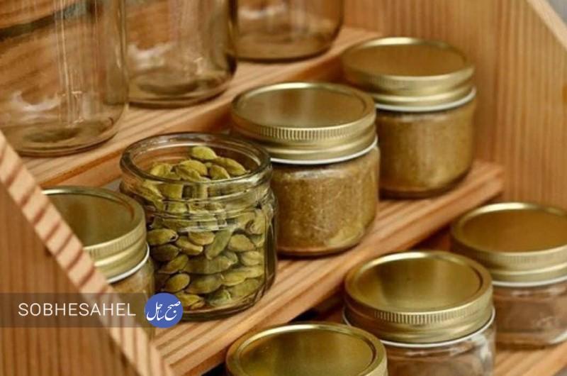 ادویه،با فرهنگ غذایی شهر خلاق بندرعباس آمیخته است