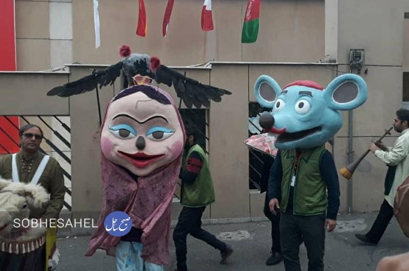 عروسکسازی، بر مبنای آیینهای محلی شهر خلاق بندرعباس شکل میگیرد
