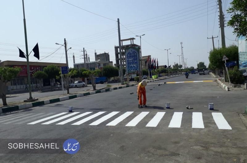 شهر هشتبندی در مسیر توسعه