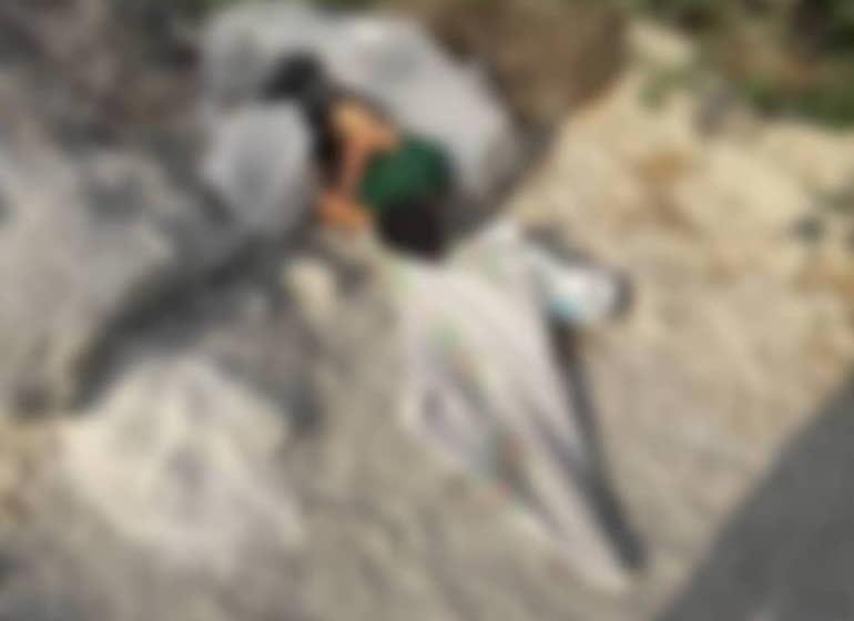 جسد پسری ۱۲ ساله در شهرک نریمان قشم پیدا شد