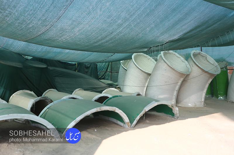 بهرهبرداری از پارک آبی تا سه ماه آینده/ بندرعباس تا 6ماه آینده از معضل فاضلاب خلاص میشود