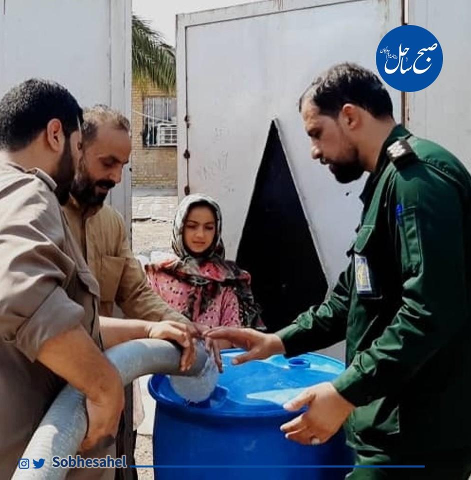 اعتراض مردم خوزستان به بیآبی؛ گروه جهادی برای حل مشکل دست به کار شدند