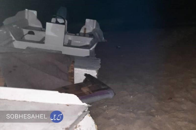 تصادف مرگبار قایق مسافربری با قایق صیادی