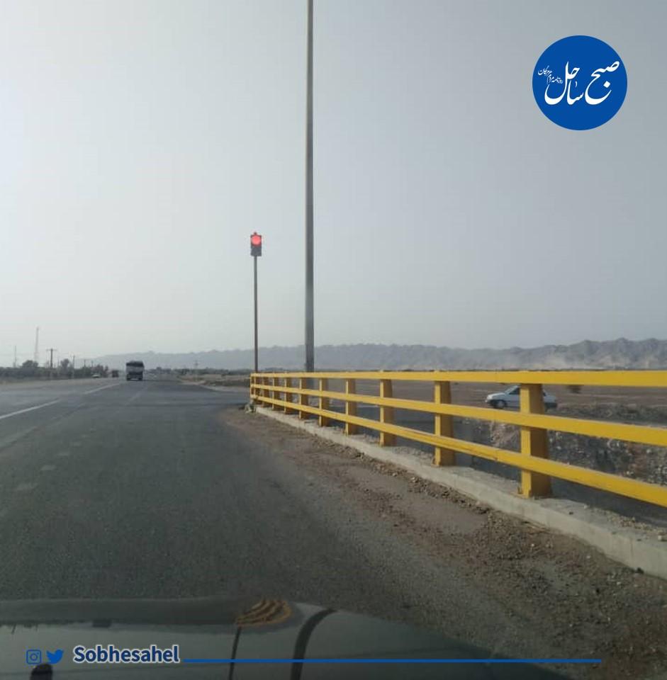 ورودی جاده کهورستان به رویدر، بدون تابلو